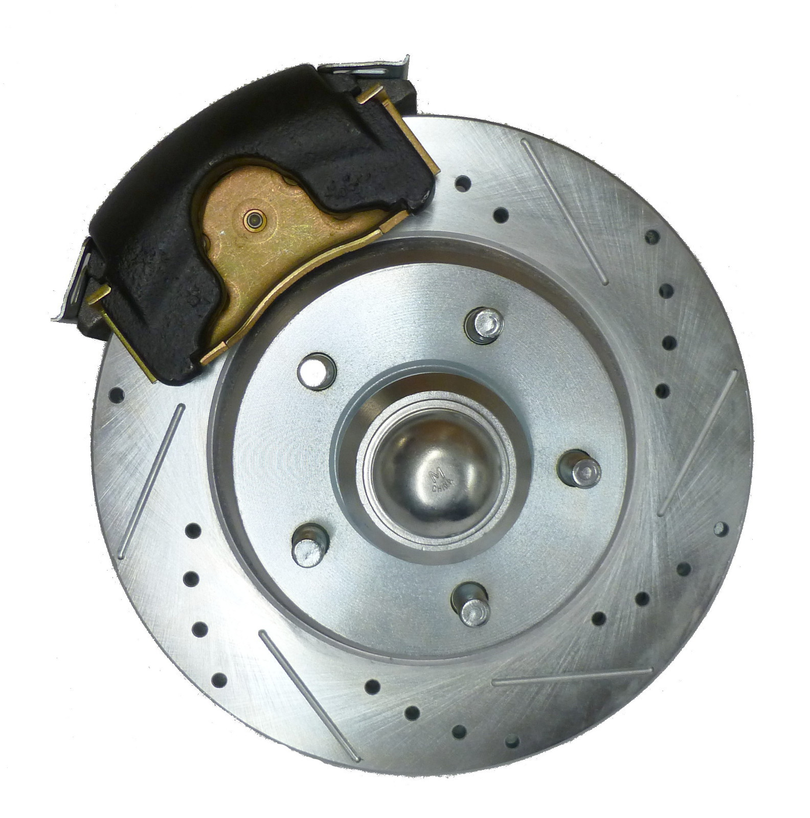 Mopar 11.75$ Front Disc Brake Kit (Stage 2)