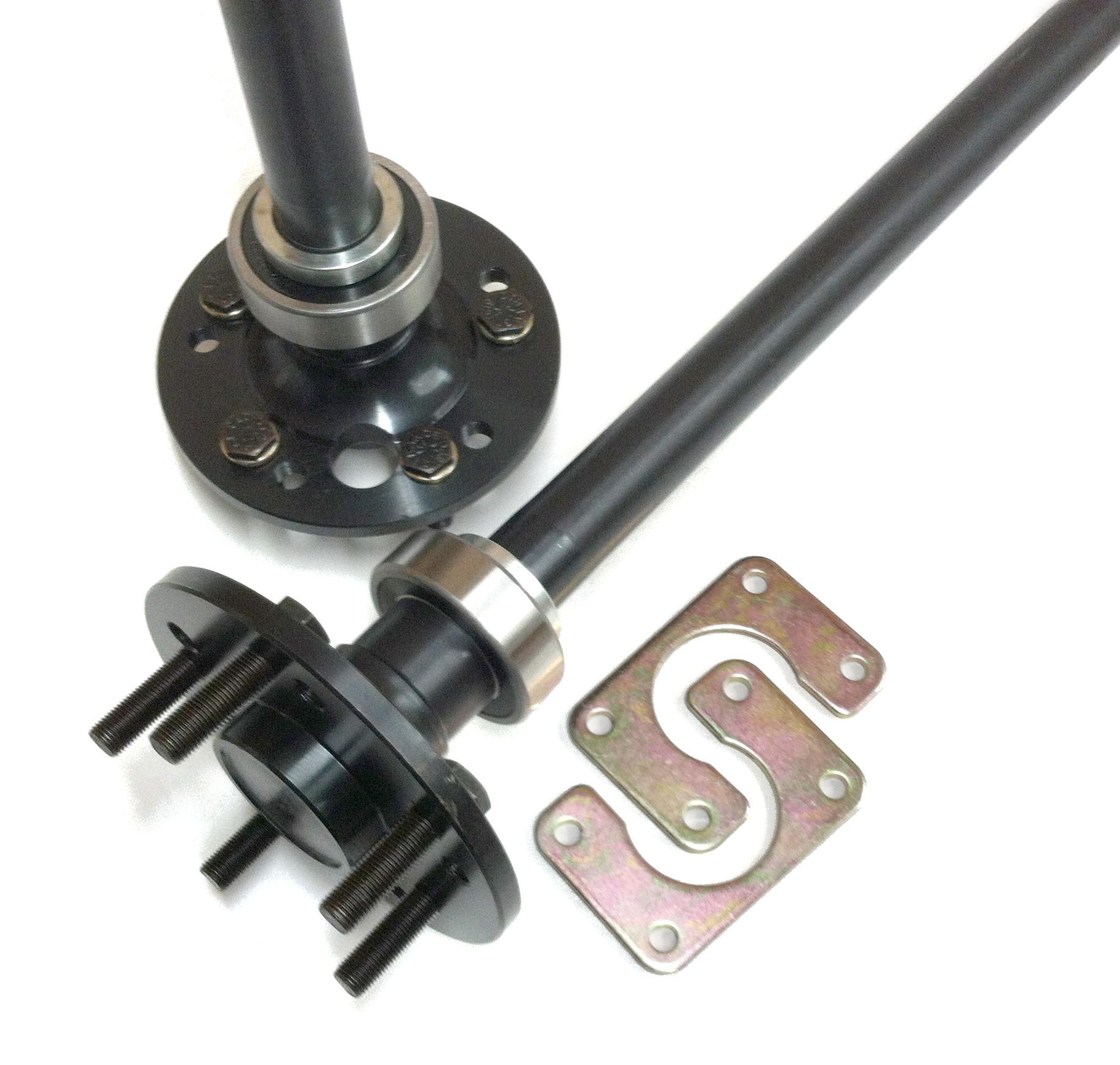 Custom length ford 9 31 spline axle