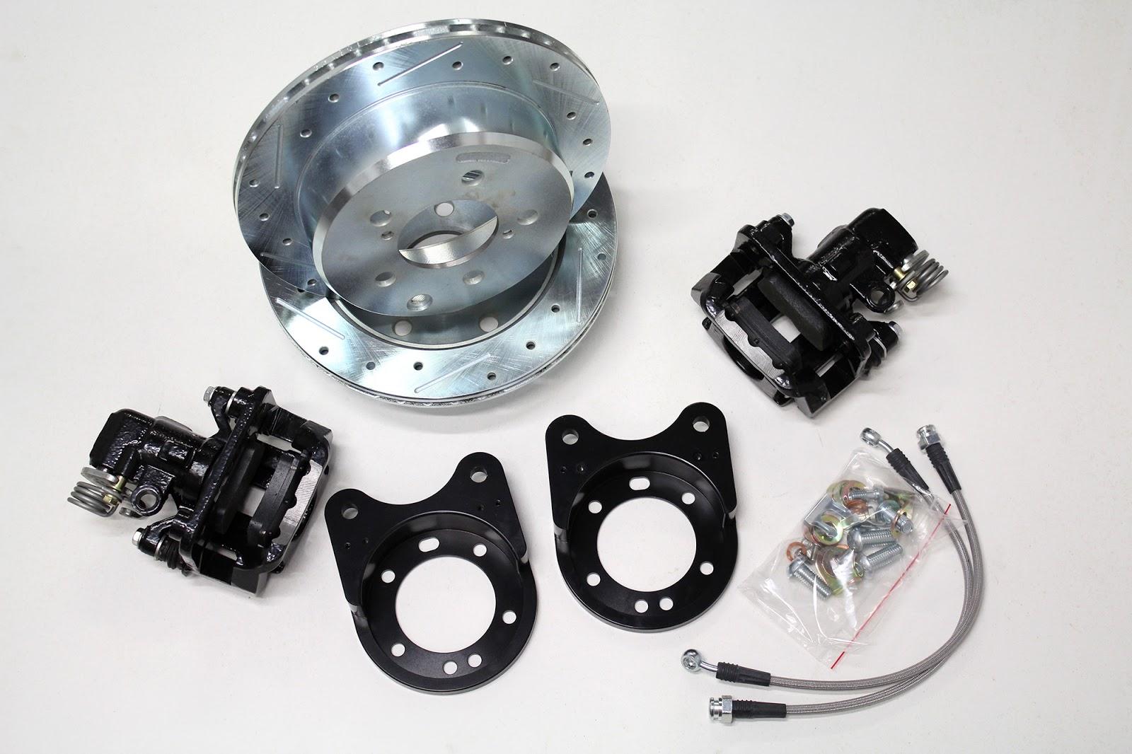 Mopar 10 7 U0026quot  Rear Disc Brake Kit