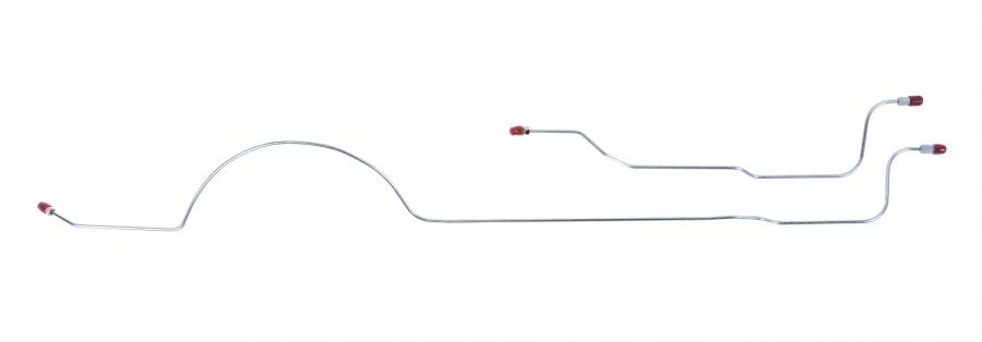 Mopar Rear Axle Brake Line Selector for A/B/E Body