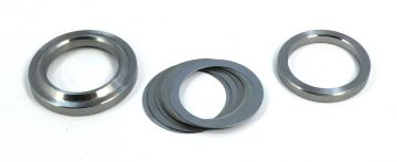 """Ford 9"""" solid pinion bearing spacer kit (""""Crush Sleeve Eliminator"""")"""