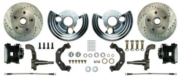 "10.95"" Mopar Front Disc Brake Kit"