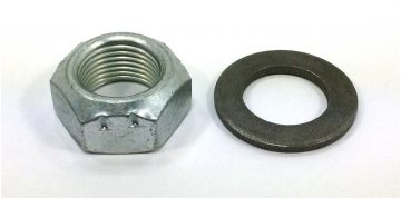 "Dana 60, Mopar 9 1/4"", and Mopar 8 3/4"" Pinion Nut w/ Washer"