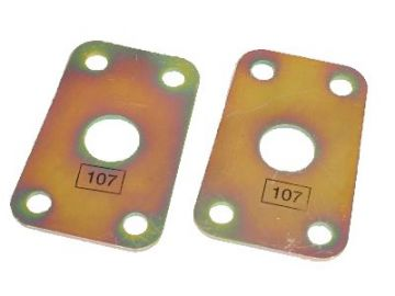 A/E Body Spring Hanger Reinforcement Plate