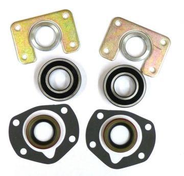 w/ Inner Axle Seals